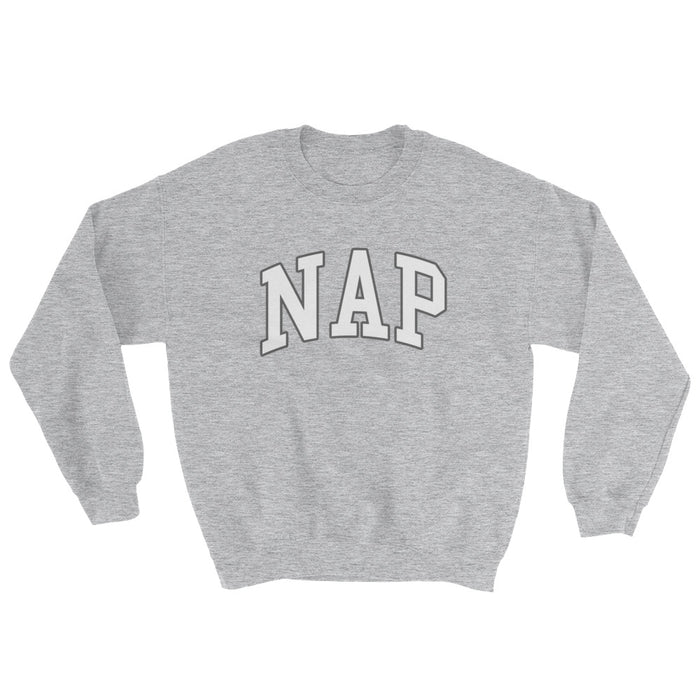 Nap - Sweatshirt - Sweatshirt at Mongolife