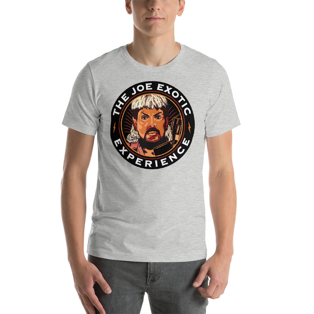 Joe Exotic Experience - Unisex T-Shirt - Hoodie at Mongolife