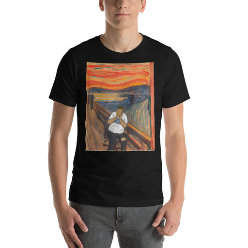 Tiger Scream - Unisex T-Shirt - T-Shirts at Mongolife