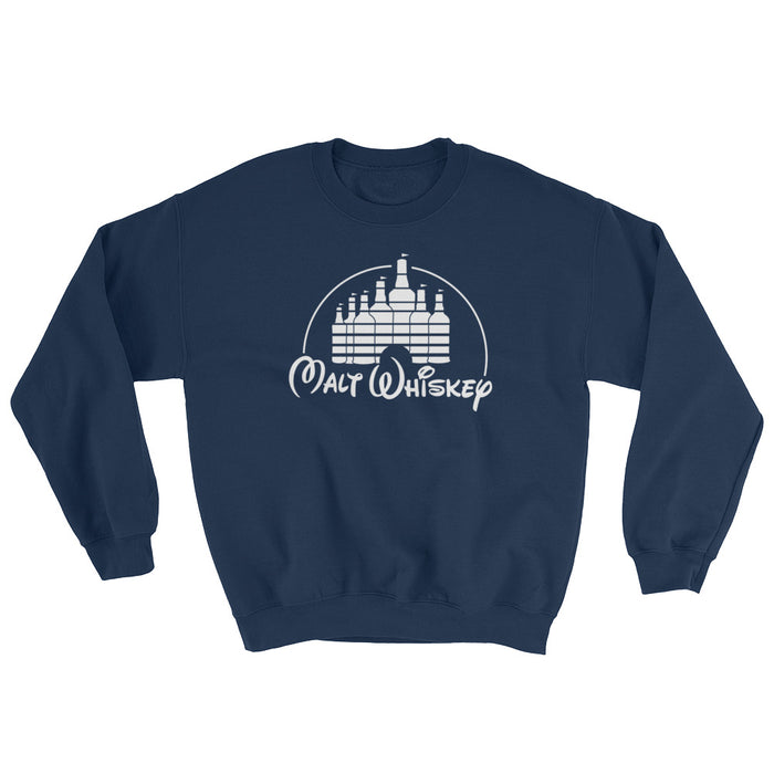 Malt Whiskey - Sweatshirt - Sweatshirt at Mongolife