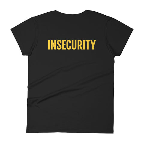 Insecurity - Women's T-shirt - Mongolife T-Shirts at MongoLife