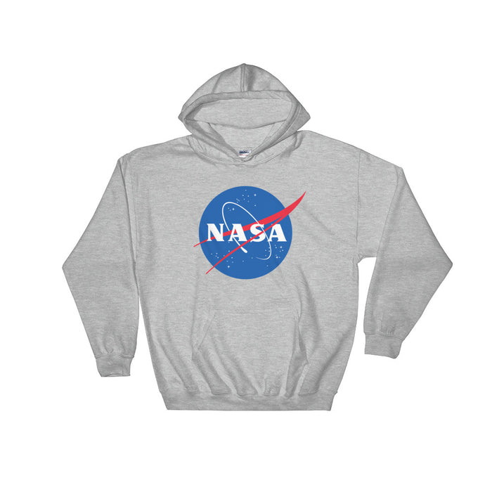 NASA Meatball - Hoodie - Hoodie at Mongolife