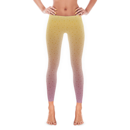 Yellow Sugar - Leggings - Leggings at Mongolife