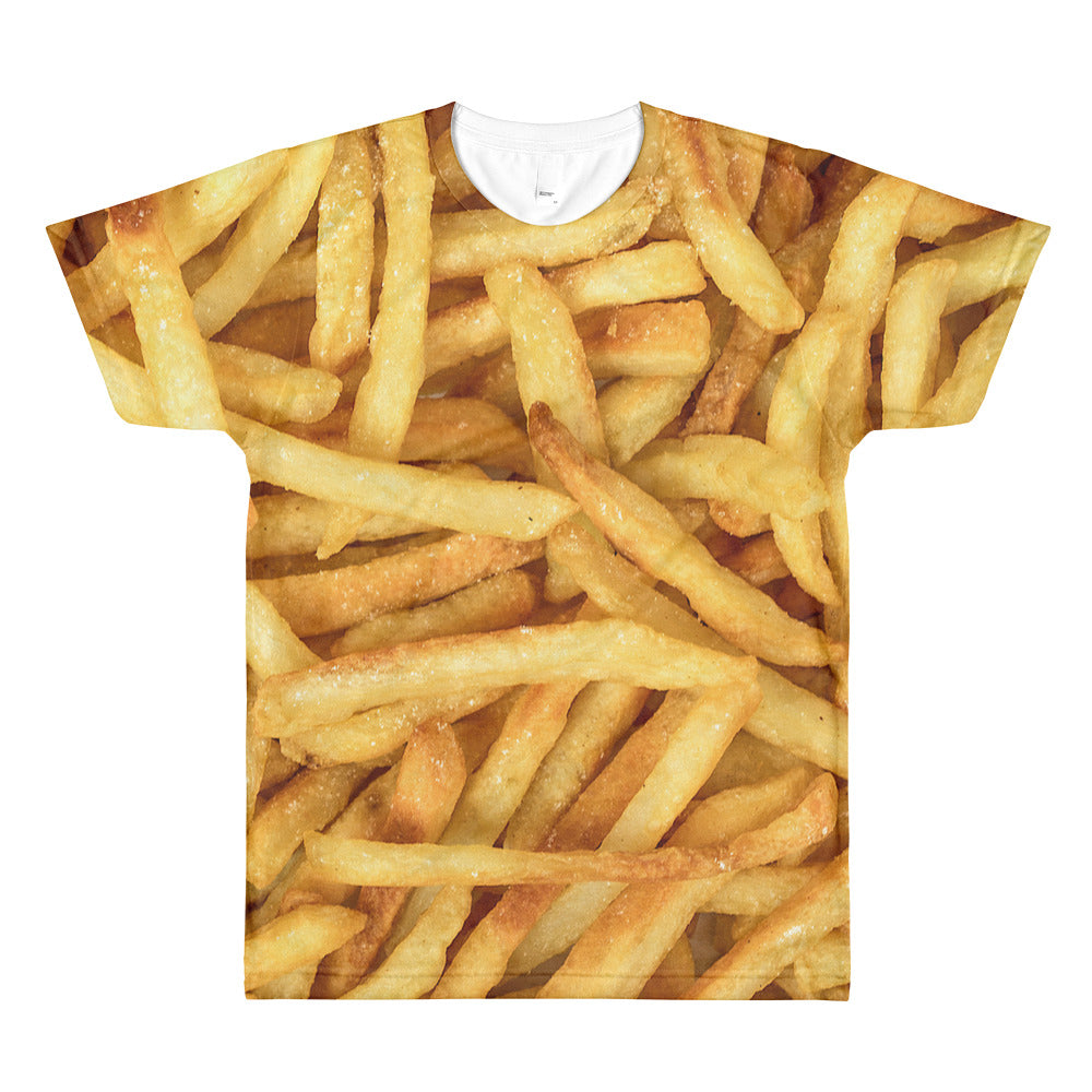 French Fries - All-Over T-Shirt - T-Shirts at Mongolife