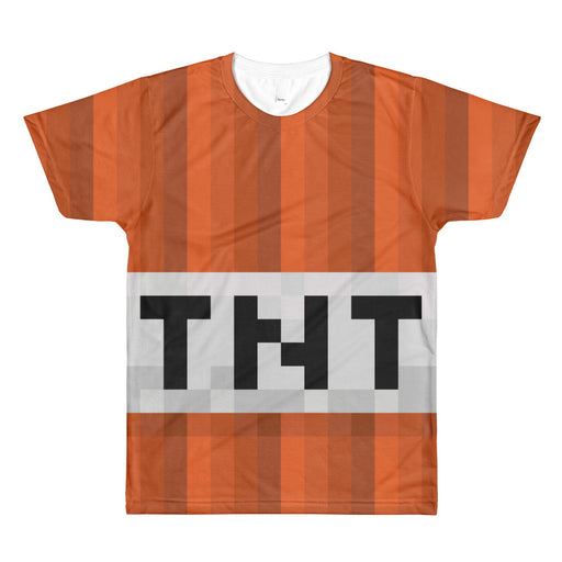 TNT - All-Over T-Shirt - T-Shirts at Mongolife