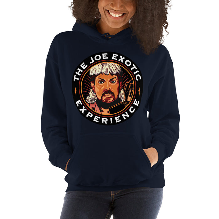 The Joe Exotic Experience - Unisex Hoodie - Hoodie at Mongolife