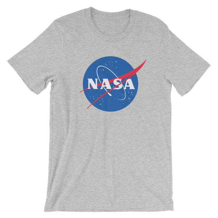 NASA Meatball - Unisex T-Shirt - T-Shirts at Mongolife