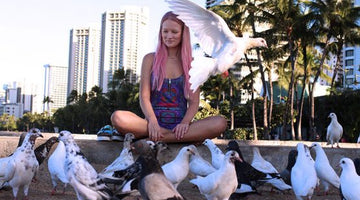 BLOOM GIRL LILI KOI DOES HAWAII