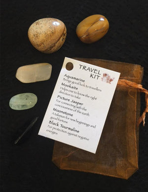Travel Crystal Kit