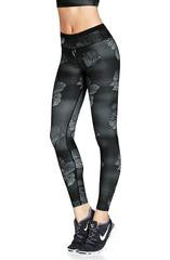 Nimble Activewear Lauren 7/8 Tights - Linear Floral
