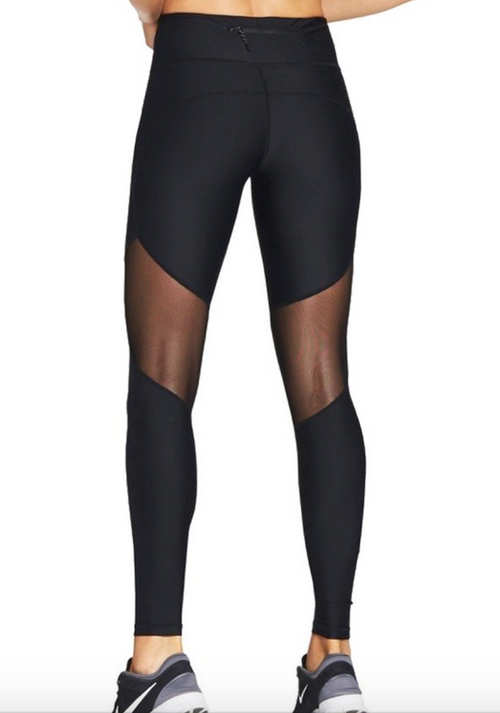 Nimble Activewear Sprint on Run Tights - Black