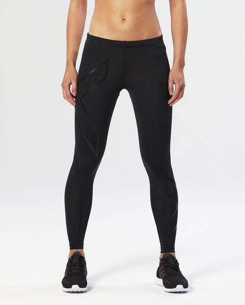 2XU - Compression Tights - Full Length - Black
