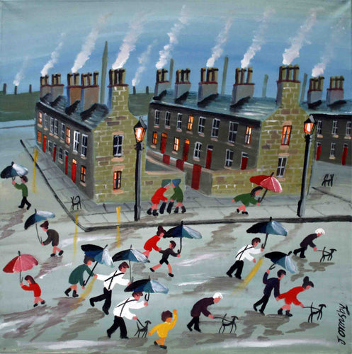 John Ormsby - Umbrella Day