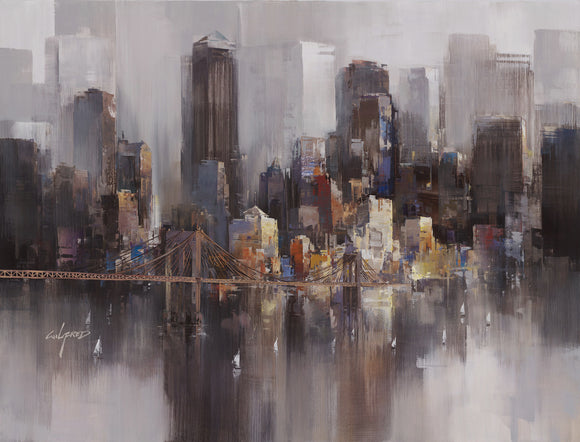 Wilfred Lang - Bay Sailing NYC