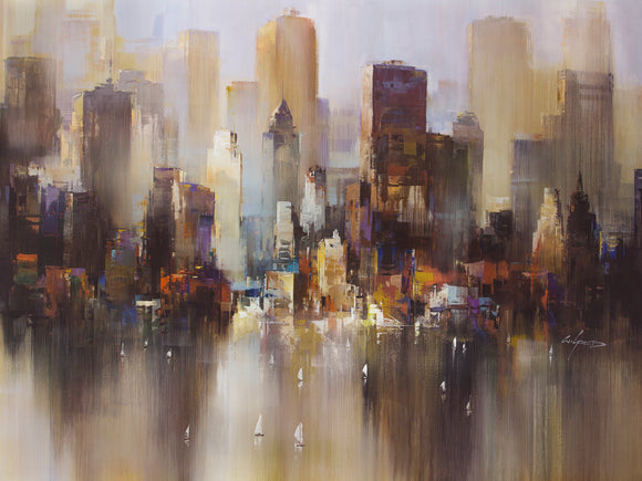 Wilfred Lang - City of Light
