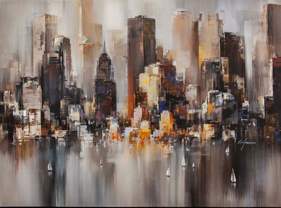 Wilfred Lang - Good Morning NYC