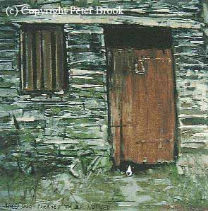 Peter Brook - Pleased to be noticed