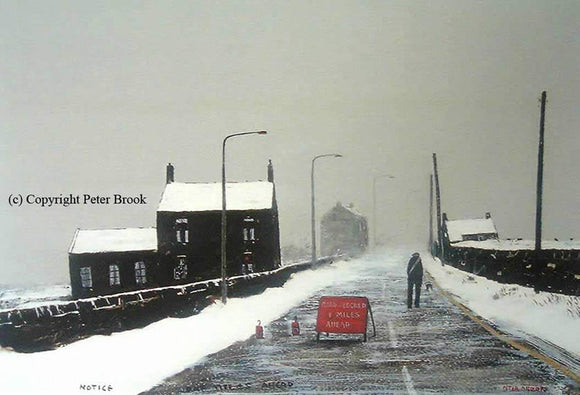 Peter Brook - One Miles Ahead