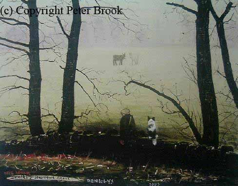 Peter Brook - There's Something about Donkeys