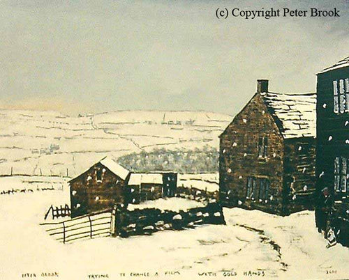Peter Brook - Trying To Change A Film With Cold Hands