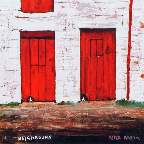 Peter Brook - Neighbours