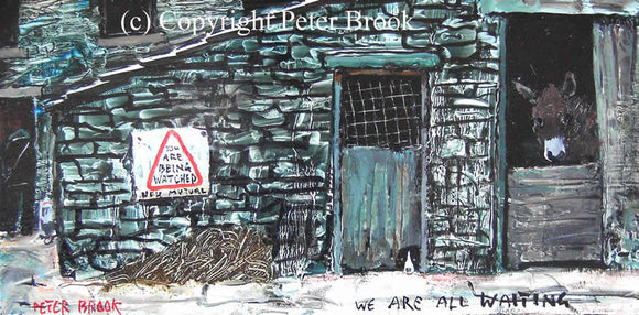 Peter Brook - We Are All Waiting