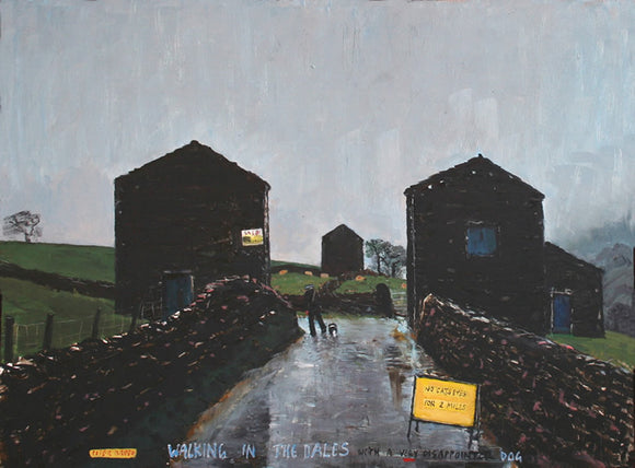 Peter Brook - Walking In The Dales