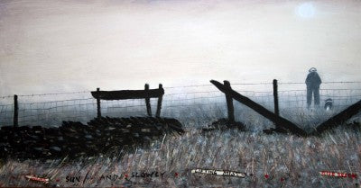 Peter Brook - Weak Sun And Slowly Lifting Mist