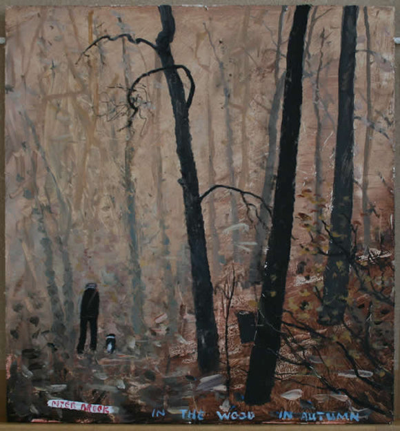 Peter Brook - In The Woods In Autumn
