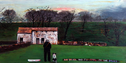 Peter Brook - April In The Dales