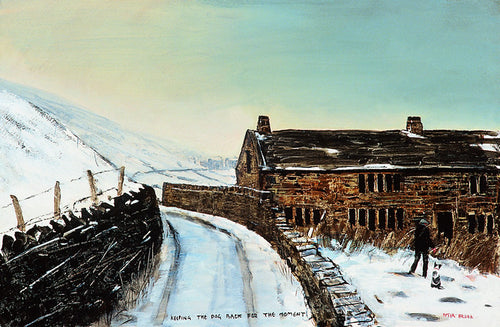 Peter Brook - Keeping The Dog Back