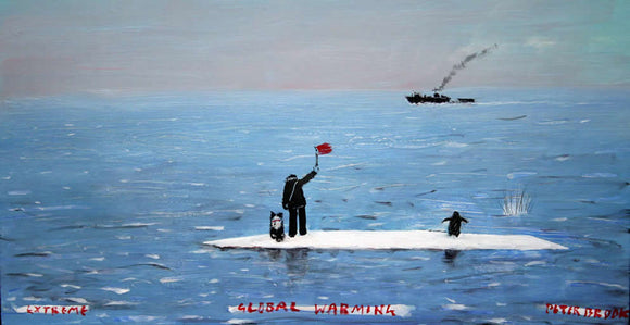 Peter Brook - Extreme Global Warming