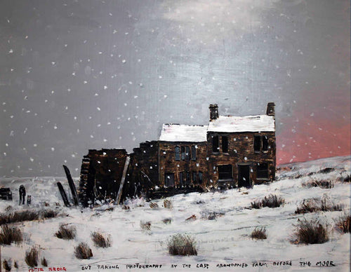 Peter Brook - Out Taking Photos By The Last Abandoned Farm