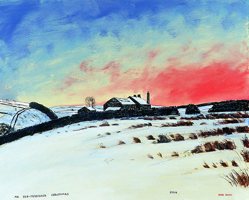 Peter Brook - An Old Fashioned Christmas
