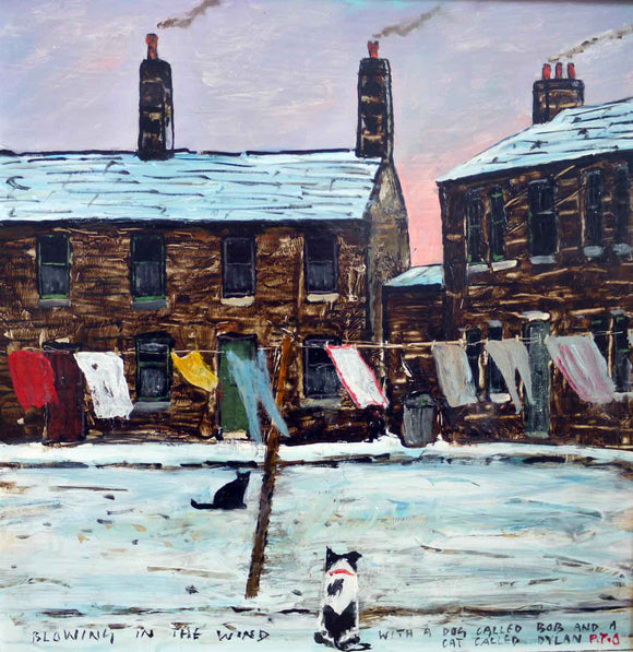Peter Brook - Blowing In The Wind