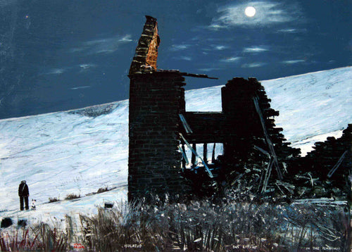 Peter Brook - Isolated But Lit Up In The Pennines