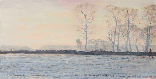 Peter Brook - It's A Bit Frosty And Misty This Morning