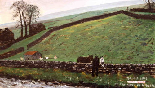 Peter Brook - Jealous Hens