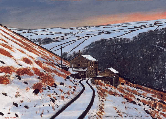 Peter Brook - Visiting Friends In High Places