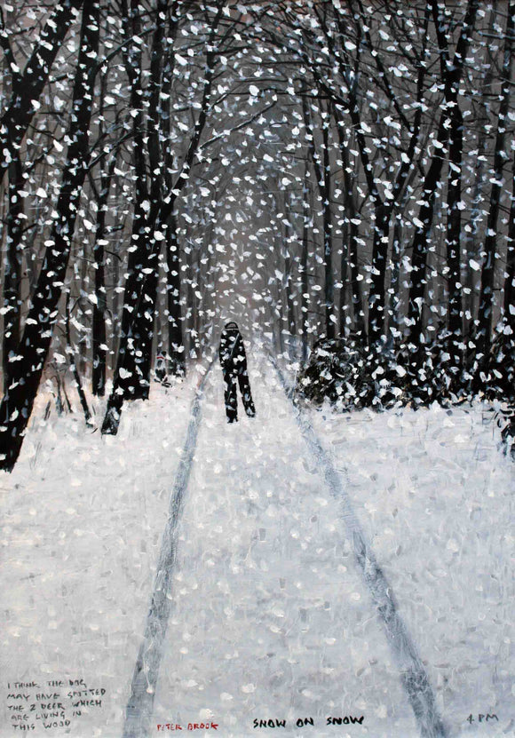 Peter Brook - Snow On Snow