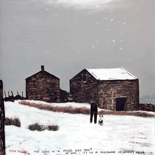 Peter Brook - Who Lives In A House Like This?