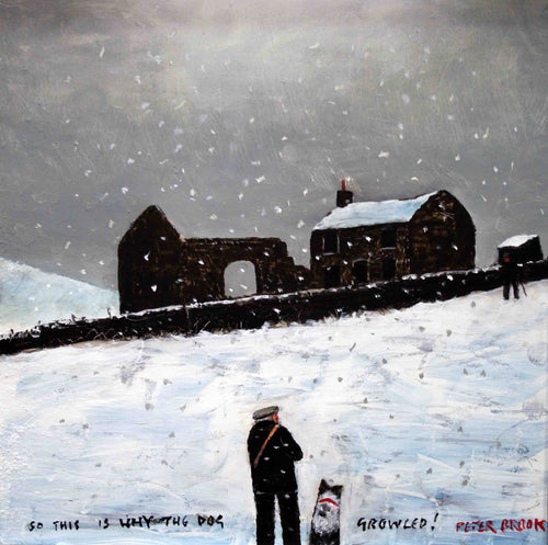Peter Brook - So This Is Why The Dog Growled