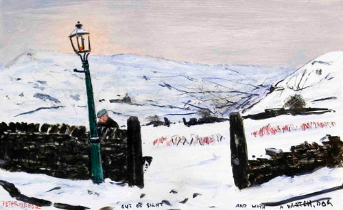Peter Brook - Out Of Sight With A Watch Dog