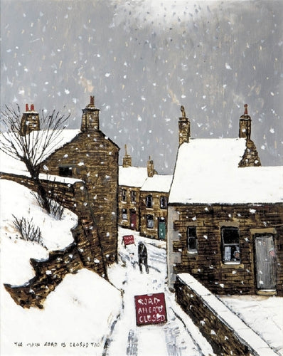 Peter Brook - The Main Road Is Closed