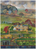 Kate Lycett - New Cragg Hall and Gardens