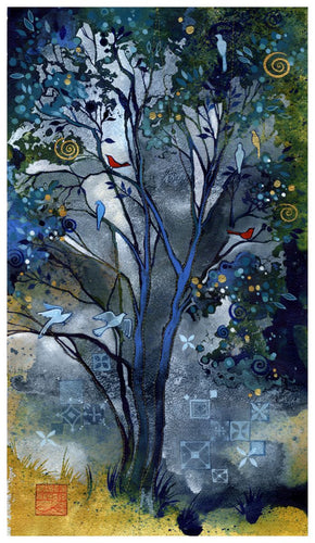 Kate Lycett - A Study of Birds