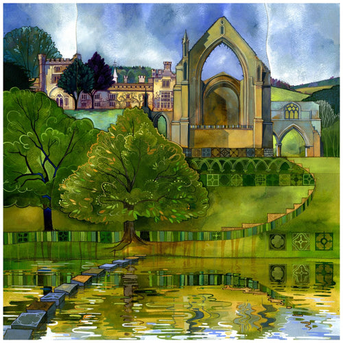 Kate Lycett - Stepping Stones