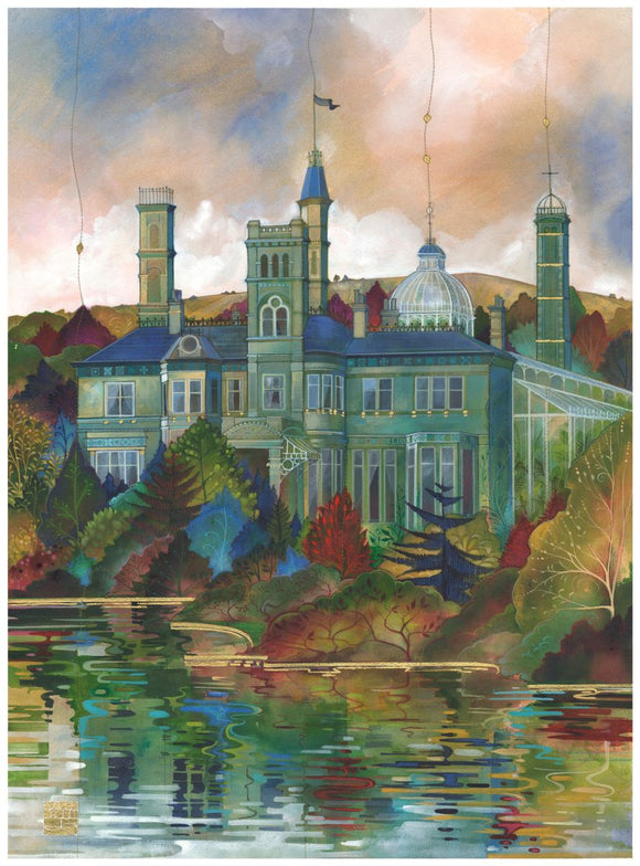 Kate Lycett - Oakworth House