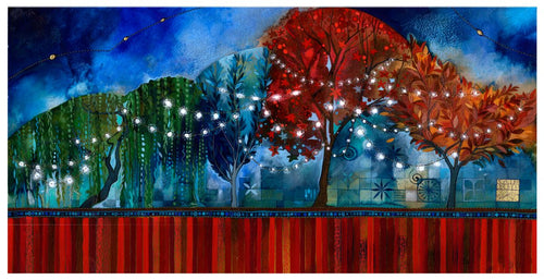 Kate Lycett - Fairy Lights