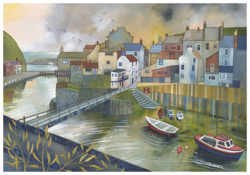 Kate Lycett - Staithes